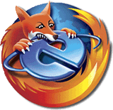 This site prefers Firefox before Internet Explorer